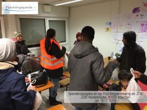 Spendenübergabe ZOB Hackerbrücke_15.02.2016_1